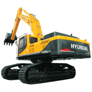 Hyundai traktor